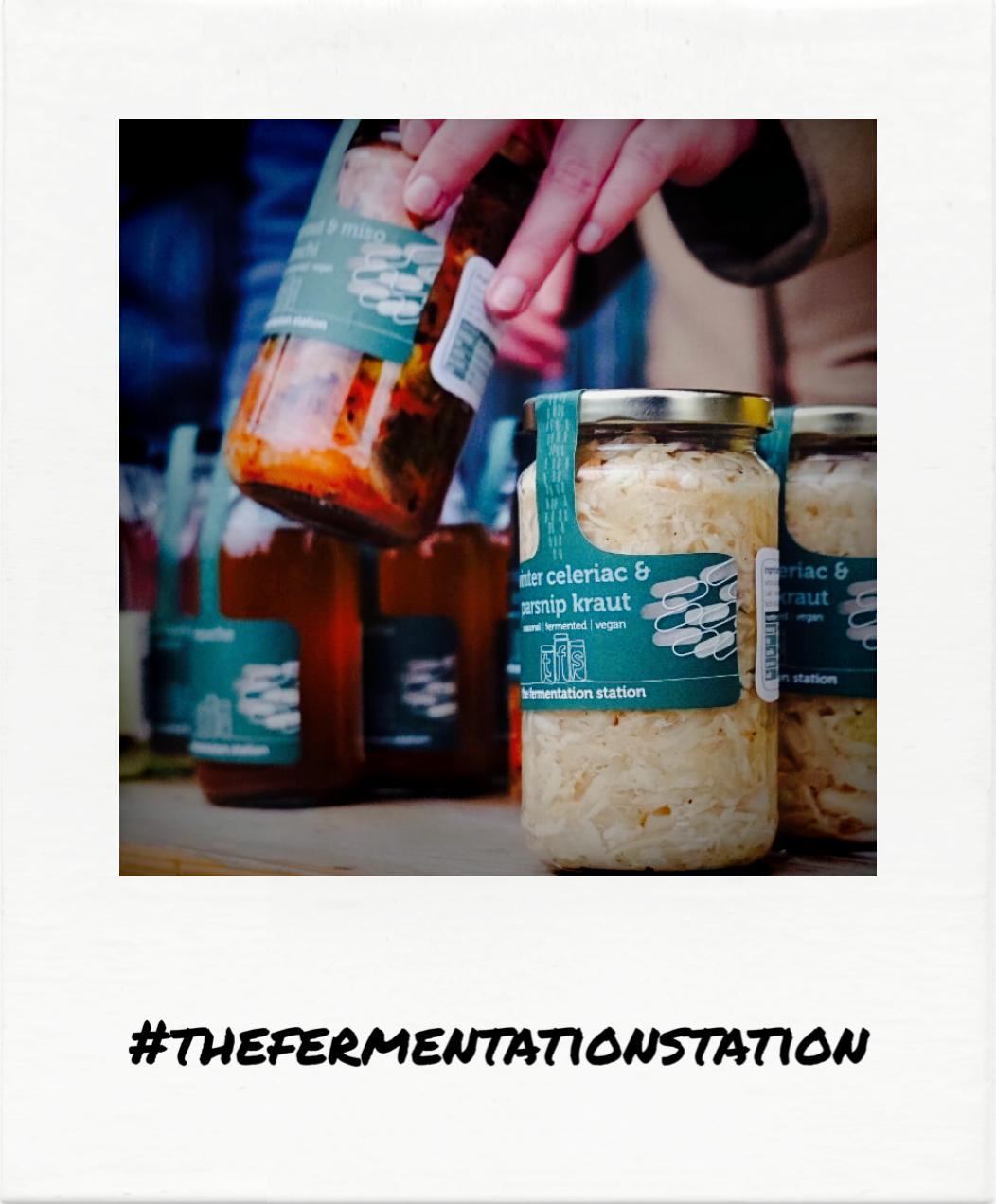 The Fermentation Station